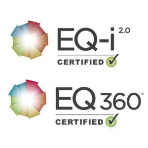 EQ-i 2.0 360 Certified Logos