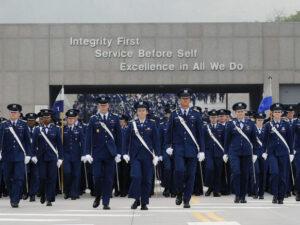 USAFA Marching