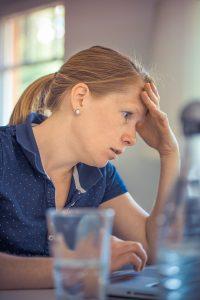 Stress Adult Image