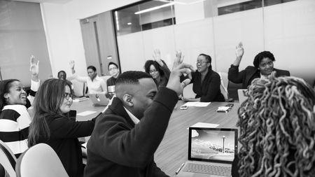 Training Classroom Image